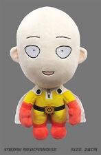 One Punch Man Plüsch Plüschi Figur (28cm) happy Saitama  original & lizensiert