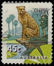 "Australia 1391 - Australian Zoo Wildlife ""Cheetah"" (pf72951)"