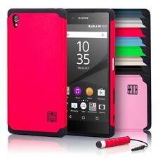 Cover e custodie modello Per Sony Xperia M4 Aqua in silicone/gel/gomma per cellulari e palmari
