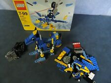 Lego 4090 Make and Create Inventor Set Motion Madness 15 projects with Dc motor