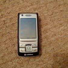 100% Original Nokia 6280 Negro (Vodafone) diapositiva de teléfono móvil