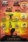 McDONALD'S 2019 THE LION KING - COMPLETE SET OF 10