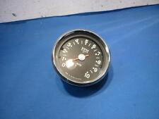 NOS Smiths Black Face Tachometer, 4:1  Triumph Bonneville, T150 RSM 3003/13A LU1