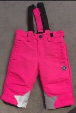 Frendz Baby Kinder Skihose Schneehose Latzhose Pink Gr. 62 NEU