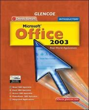 iCheck Series: Microsoft Office 2003, Introductory, Student Edition (Icheck)