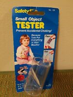 Safety 1st Small Objects Choke Tester Child Proof Small Choking Hazards 72302