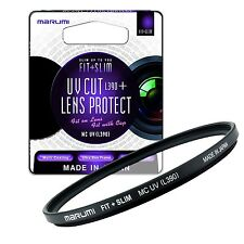 Marumi 55mm Fit + Slim MC UV CUT (L390) Multi-Coated Filter - FTS55UV