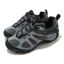 Merrell Yokota 2 Sport GTX Gore-Tex Grey Black Women Outdoors Trail Run J036400