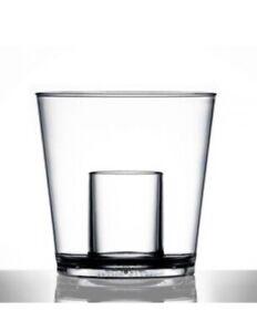 Super Strong! Jager Bomb Bomber Glasses Drinking Shot Glasses (Pack Of 6)