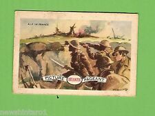 #D158. ATLANTIC PETROLEUM AUSTRALIA IN THE 20th CENTURY CARD #17, AIF FRANCE