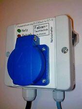 ES 230 out-kST-S für Aussen Wasserstop Pumpensteuerung Wassermelder Aquastop