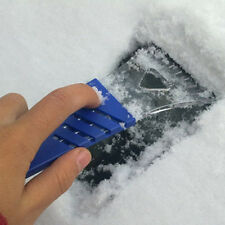 Ice Scraper Rubber Handle Soft Grip Window Windscreen Van Car Winter Snow Frost