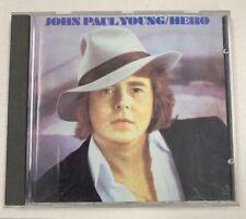 JOHN PAUL YOUNG - HERO CD RARE AUSTRALIA BLACK EMI ALBERT 4756132 VGC