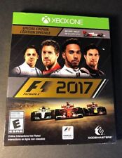 F1 2017 [ Special Edition W/ Sleeve Cover ] (XBOX ONE) NEW