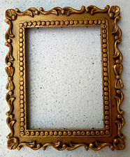 Wooden Photo Frame Old Design Hand Carved Picture Mirror Frame Home Decor Art