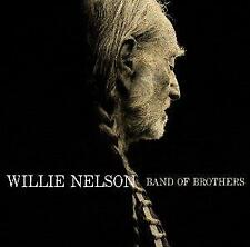Willie Nelson - Band Of Brothers (New Cd)