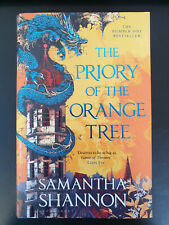 S Shannon: The Priory of the Orange Tree - Signed, w Exclusive Print - LIKE NEW!