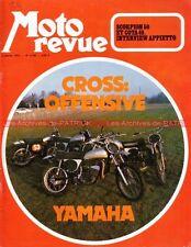 MOTO REVUE 2106 YAMAHA 250 360 MX MONTESA COTA 49 Scorpion 50 AGOSTINI 1973 (2)