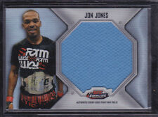 2012 Finest UFC Jumbo Fight Mat Relics #FFJMJJ Jon Jones