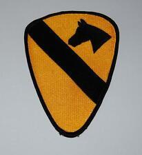 US Aufnäher Patch 1st CAVALARY DIVISION Abzeichen Vietnam Uniform WK2 WW2