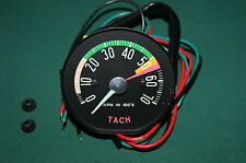 Corvette ELECTRONIC tachometer, ALL NEW 59-62 ready to install