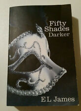 Fifty (50) Shades Darker by E. L. James FREE SHIPPING of grey book 2 sequel