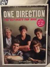 One Direction 'The Ultimate Fan Book' (Uk Edition) Nwt £6.99