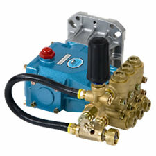 Pressure-Pro Fully Plumbed CAT 66 DX 4000 PSI 4 GPM Replacement Pump w/ Pulsa...