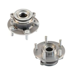 Bodeman 2.0L and 4-Wheel ABS ONLY Pair 2 Rear Wheel Hub and Bearing Assembly w//ABS for 2007-2012 Nissan Sentra