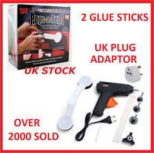 POPS-A-Dent Car Bodywork Repair Panel Puller Tool Full Set UK STOCK UK ADAPTOR