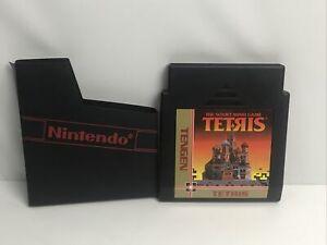 Tengen Tetris (NES Nintendo Entertainment System) Loose Cart Only Authentic