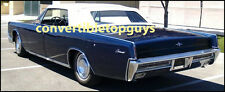LINCOLN CONTINENTAL 4 DOOR CONVERTIBLE TOP PACKAGE 1966-1967