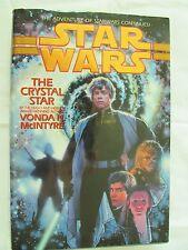 Star Wars: The Crystal Star by Vonda McIntyre 1994 Hardcover