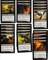 MTG Infect Deck - Mono Black -Very Fun Poison- 60 Card Ready To Play Rares