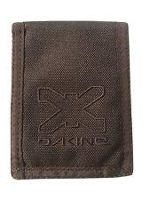 Dakine Brown Bifold Canvas Wallet