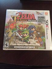 Legend of Zelda: Tri Force Heroes (Nintendo 3DS, 2015) (Used)
