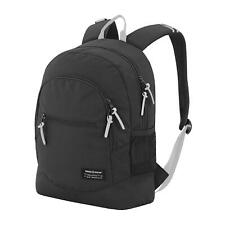Black Swissgear Daypack Backpack FAST FREE SHIPPING NEW NO TAGS