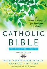 The Catholic Bible (2011, Hardcover, Student Edition of Textbook)