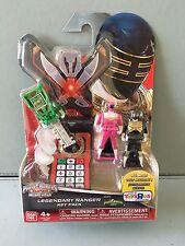 POWER Rangers Megaforce chiave impostata per leggendario Morpher-Toys R Us esclusiva ZEO