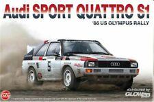 NUNU-BEEMAX: Audi Spot Quattro S1 '86 US OLYMPUS RALLY  (New TOOL ) in 1:24 [454