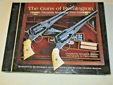 """""""THE GUNS OF REMINGTON"""", BY HOWARD E MADAUS"""