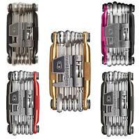 Crankbrothers Multifunktionswerkzeug 17 teilig Multitool Fahrrad Werkzeug Multi