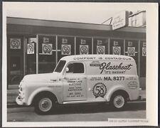 Vintage Snapshot Photo 1951 Dodge Panel Truck  128303