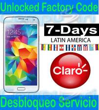 Unlock Service CLARO Puerto Rico Samsung Galaxy S8 S7 S9 Note 8 s10 note 10