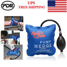 USA  Super PDR Air Wedge Pump Up Clamps Inflatable Cushioned Powerful Hand Tool
