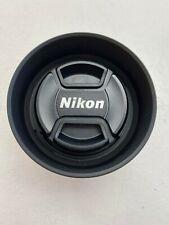 Excellent Condition! NIKON Nikkor AF-S DX 35mm F/1.8G Lens w/ Lens Hood & More!