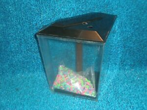 1 Gallon Plastic Fish Tank Excellent Kids Starter Aquarium  No 1