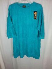 Coogi Biggie 90s style sweater 3/4 sleeve XL NEW  Milanotex with  cap