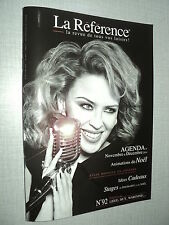 LA REFERENCE 092 (10/2014) KYLIE MINOGUE ISABELLE BOULAY JULIEN DORE GUITRYS (2)