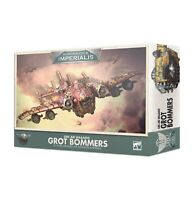 Grot Bommers (Bommerz) Ork Air Waaagh Aeronautica Imperialis Warhammer 40K